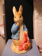 Peter Rabbit with Onions - Image 1