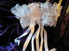 Lovely Lace Wedding Garters - Image 1