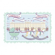 Prince George of Cambridge Tea Towel