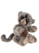 Lazlo Monkey By Charlie Bears - Image 1