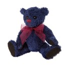 Denim Key chain Charlie Bear - Image 1