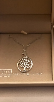 Tree of life 925 sterling silver