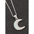 Moon Opalescent Necklace - Image 1